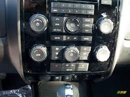Ford Escape 2012 - 2012 ford escape limited v6 4wd controls photo 54497450