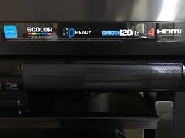 l for mitsubishi 73 inch tv 73 inch big screen mitsubishi wd73837 1080dpi dlp hdmi 3d tv w stand