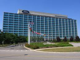 ford corporate ford motor company headquarters after taking some pi flickr