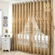 Gold Curtains Living Room Inspiration Gold European Design Beautiful Bedroom Curtains Linen