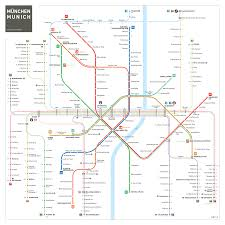 Berlin Metro Map by Germany Deutschland Train Rail Maps