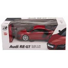 lego audi r8 audi r8 gt 1 24 remote control car red the warehouse