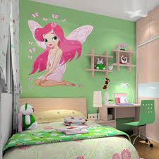 online get cheap princess baby room aliexpress com alibaba group new arrive kids girl room fairy princess butterly wall stickers decal vinyl cartoon 3d baby love