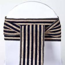 burlap chair sashes burlap chair sashes affordable chair sashes efavormart