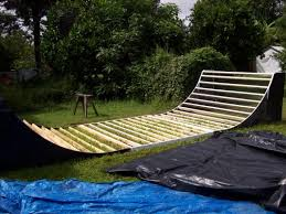 Backyard Skateboard Ramps Free Skate Ramp Plans