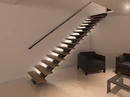 ruban led escalier intégrer des led sur son escalier option stairkaze stairkaze