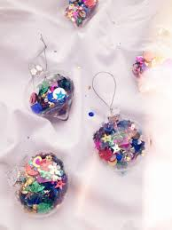 picture collection plain glass christmas ornaments all can