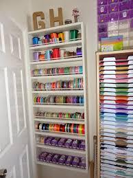 Wall Mounted Paper Organizer Impressive Storage Wall Craft Home Organizer Decor Introducing
