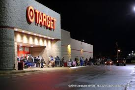 target pre black friday black friday deals draw out area shoppers clarksville tn online