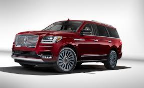 lincoln navigator back lincoln for 2018 what u0027s new feature car and driver