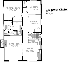 chalet plans 24 x 38 house plans homes zone