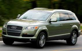2007 audi q7 sale 2007 audi q7 in minnesota for sale 12 used cars from 7 850