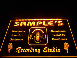 online get cheap recording neon sign aliexpress com alibaba group