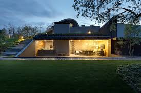 Studio House by Stylish Modern House In Kharkiv By Sbm Studio Caandesign