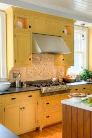 Yellow Kitchen Backsplash Ideas The Best Of 25 Yellow Country Kitchens Ideas On Pinterest In