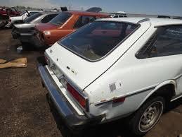 junkyard find 1976 toyota corolla deluxe liftback the truth