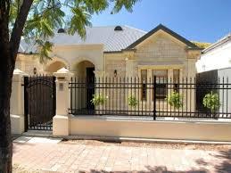 Modern Home Fence Design  Brightchatco - Home fences designs