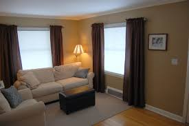Hanging Curtains With Height To Mount Curtain Rod Gopelling Net