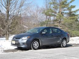 gas mileage toyota corolla 2014 2014 toyota corolla eco le gas mileage test drive