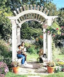 garden arbor plans simple garden arbor garden arbor garden trellis arch simple garden