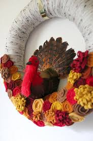 15 thanksgiving wreath ideas