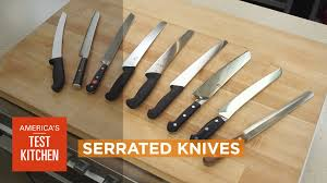 Knives Kitchen Equipment Review Best Serrated Bread Knives Our Testing