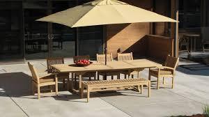 Al Fresco Dining Patio Contemporary With Wood Patio Furniture San - Bedroom furniture san francisco