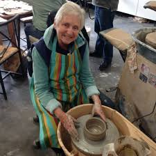 throwing a pot throw a pot at the barnstaple pottery throw down this sunday
