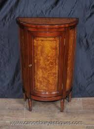 maison rutland narrow bedside cabinet pair french empire bedside cabinets oval nightstands bedside