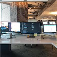 Programmer Desk Setup Images Tagged With Pcsetupid On Instagram