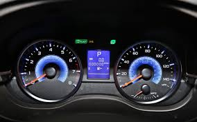 subaru xv 2016 interior 2014 subaru xv crosstrek hybrid instrument cluster interior cars