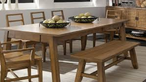 Dining Room With Bench Seating Bench Beautiful Ideas Dining Room Table With Bench Seating