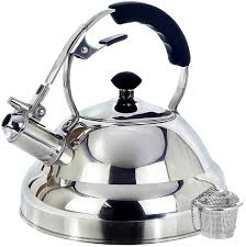 Crate And Barrel Tea Pot by Amazon Com Tea Kettle Surgical Whistling Stove Top Kettle