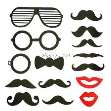 Photo Booth Accessories Aliexpress Com Buy 15pcs Diy Party Fun Masks Photo Booth Props