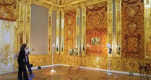 chambre ambre on aurait retrouvé la chambre d ambre volée par les sputnik