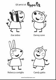 good peppa pig coloring pages with peppa pig coloring pages