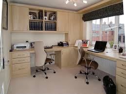 Gorgeous Home Interiors Home Office Furniture For Two People Gorgeous Home Office