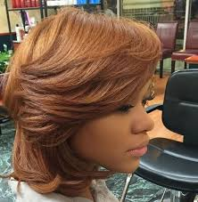 layered hairstyles with bangs for african americans that hairs thinning out 22 cool hairstyles for african american women pretty designs