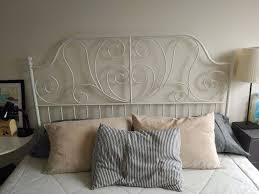 ikea leirvik bed frame king size in waterbeach cambridgeshire