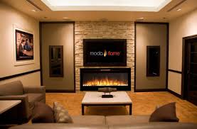 wall mount contemporary electric fireplace u2014 contemporary