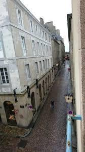 chambres d h es st malo vue chambre 202 rue st picture of hotel de bretagne