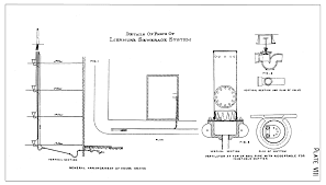 sewage plans for a house house plans