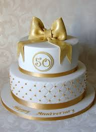 golden wedding cakes golden wedding anniversary cakes food photos
