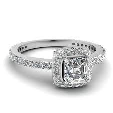 asscher cut diamond engagement rings valuable asscher cut halo engagement rings fascinating diamonds