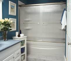 home dzine bathrooms how to install a shower door