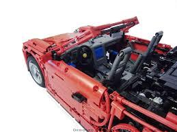 lego porsche minifig scale sheepo u0027s garage porsche 911 997 turbo cabriolet pdk