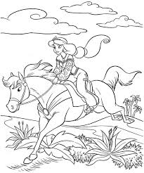 image aurora dresses horse coloring pages coloring pages