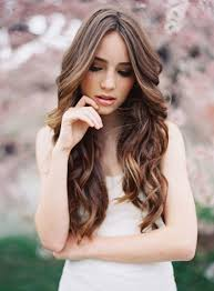 hairstyles wavy curly long