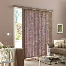 incridible sliding patio door window treatment 7144