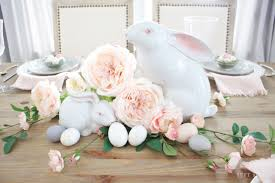 easter table favors beautiful affordable easter table decorating tips with diy